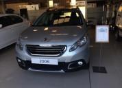 Peugeot 2008 entrega asegurada 45 dias!.