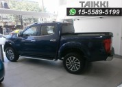 Nissan frontier le 4x4 at 0km