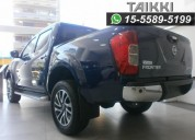 Nissan np300 frontier xe 4x4 0km.