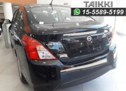 Nissan versa advance at 0km, entrega inmediata