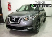 Vendo nissan kicks advance cvt 0km
