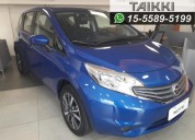 Nissan note exclusive at 0km.