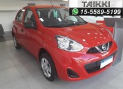 Nissan march active 0km.