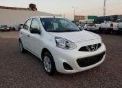 Lindo nissan march 1.6 active pure drive