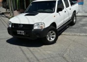 Excelente camioneta nissan frontier np300 s10