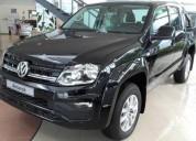 Volkswagen amarok 2.0l tdi comfortline 4x4 at. contactarse.