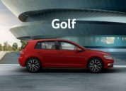 Golf volkswagen, contactarse.