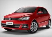 Volkswagen gol trend 2018.