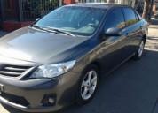 Toyota corolla 2011, contactarse.