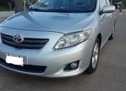 Toyota corolla xei 1.8, contactarse.