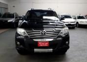 Toyota hilux sw4 4x4 srv 3.0 tdi 7as