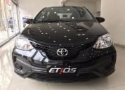 Toyota etios, contactarse.