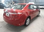 Toyota corolla 1.8 xei mt c/cuero 2014.