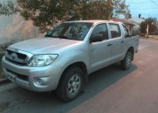 Excelente toyot hilux 2010 2.5 particular