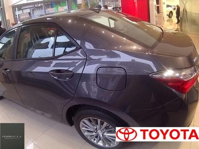 Tu nuevo Toyota Corolla XLI