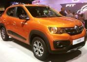 Renault kwid 1.0l nafta 5 puertas