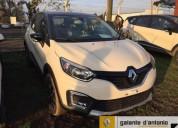 Renault captur 0km.