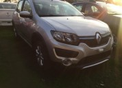 Renault sandero stepway plan argentina