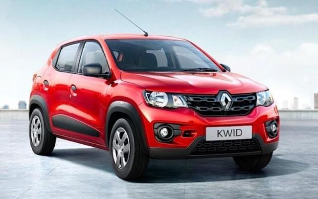 Excelente Renault KWID 2018