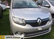 Renault logan minimo anticipo