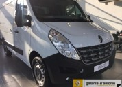 Renault master plan argentina