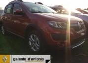 Renault sandero stepway plan argentina.