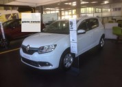 Renault sandero anticipo