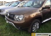 Renault duster anticipo