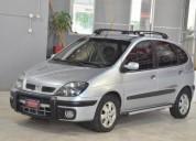 Renault scenic 1.6l 16v con gnc 2007.