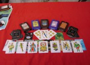 Mazo de cartas con tu logo en lanus
