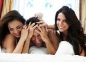 Trío la fantasía más soñada! :d (busco una pareja de mujeres)