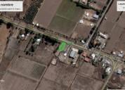 Lote 412 m2, ruta provincial nº 50, alto verde, san martin, mendoza