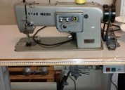 Vendo maquina de coser industrial zig-zag nueva completa impecable- bs as