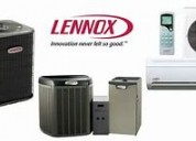 Servicio tecnico oficial lennox