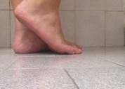 Busco fetichista de pies