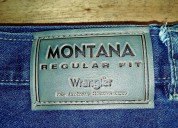 Pantalón wrangler montana fit