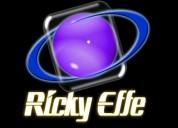 Ricky effe - servicio tÉcnico especializado en reparaciÓn de pc y redes