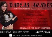 Clases de danzas arabes quilmes - zona sur