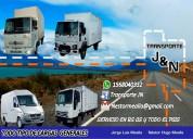 Mudanzas y fletes-transporte j-n
