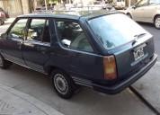 Renault 18 break año 1986 gtx full full con gnc im