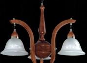 Curso de lámparas y luminarias con materiales