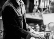 Clases de piano y/o teclado