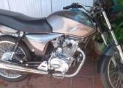 Vendo moto guerrero gc150