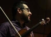 Clases de violin en san telmo