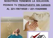 Membrana reparaciones de techos