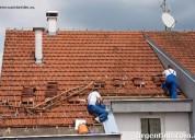 Techista especialista reparaciones techos d madera