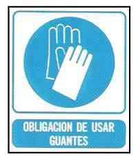 Cartelería de seguridad en Av. Los Quilmes, Quilme
