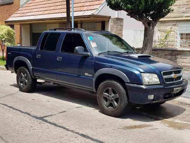 Chevrolet S10 Modelo 2007 - 2.8 TDI 4x4 193.000 K