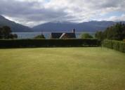 Casa para 10 con cancha de futbol a 50 mtrs del lago lolog 3 dormitorios
