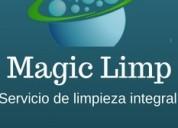 Empresa de limpieza magiclimp en rosario y alreded